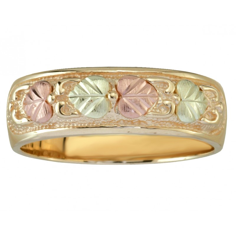 Wedding Rings  Black Hills Gold Jewelry  Online Store