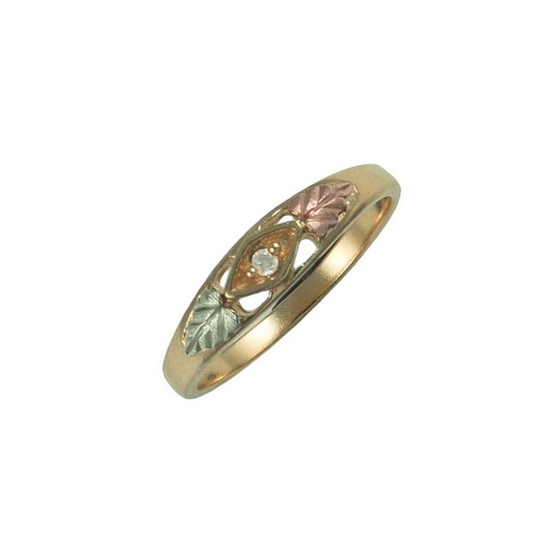 10k gold promise ring blackhillsgold direct