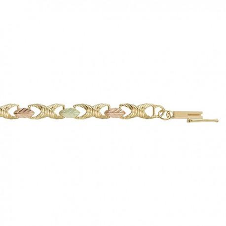 10K Black Hills Gold Bracelet