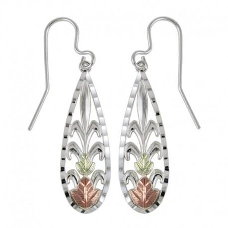 Black Hills Sterling Silver Earrings
