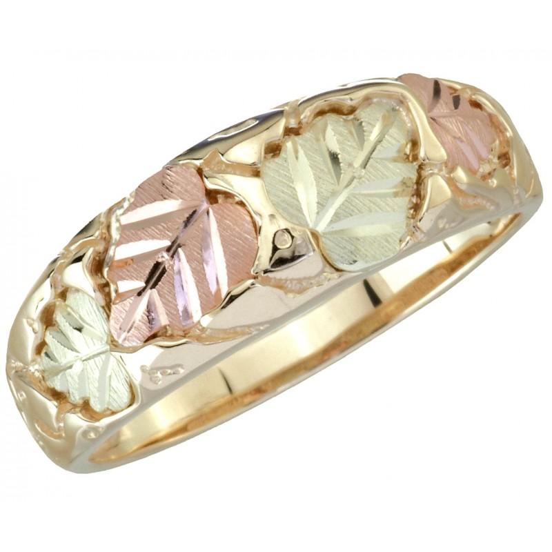 with diamonds large white band line products ring rose tone wedding gold brushed bands mens