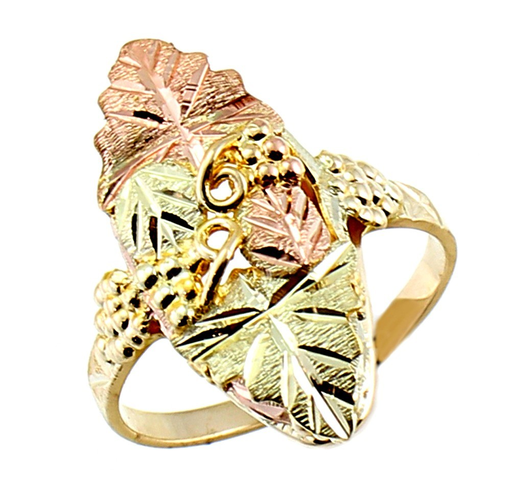 gold horse free overstock watches silver today on product hills jewelry ring rings black shipping