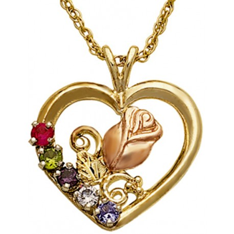 family necklace savings birthstone mom gift etsy gold crystal kykystreasuresllc on mothers mother filled pendant customized shop summer jewelry grandmother