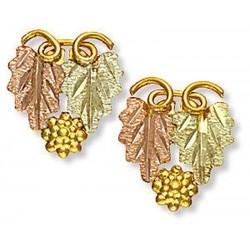 Landstrom's® 10K Black Hills Gold Traditional Earrings
