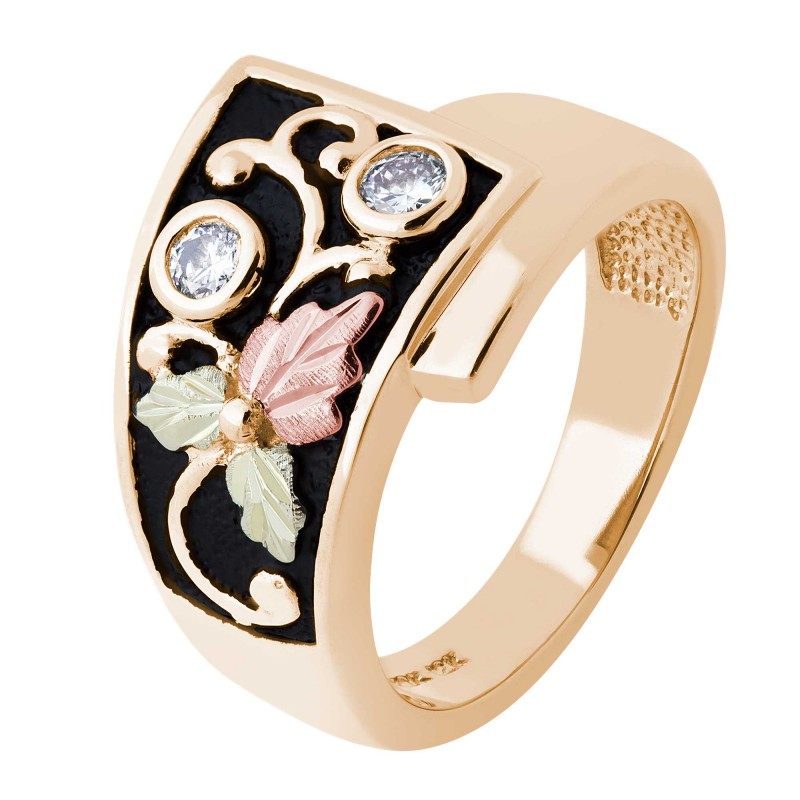 gold hill black single women Black hills gold rings - ladies' silver/gold welcome to all black hills gold jewelry.