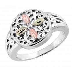 Landstrom's® Sterling Silver Circle Ladies Ring