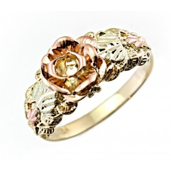 Black Hills Rose Ring