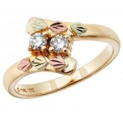 Black Hills Gold Women's Diamond Ring by Landstrom's®| G LLR3038X