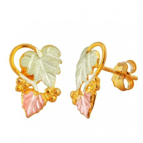 Black Hills Gold Earrings