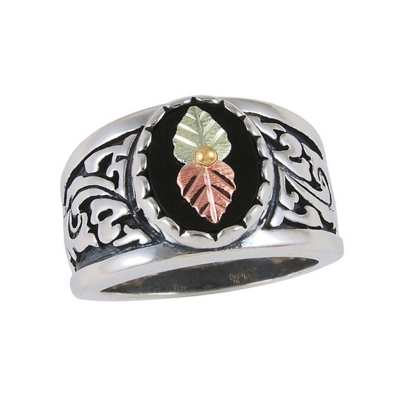 Black Hills Sterling Silver Rings
